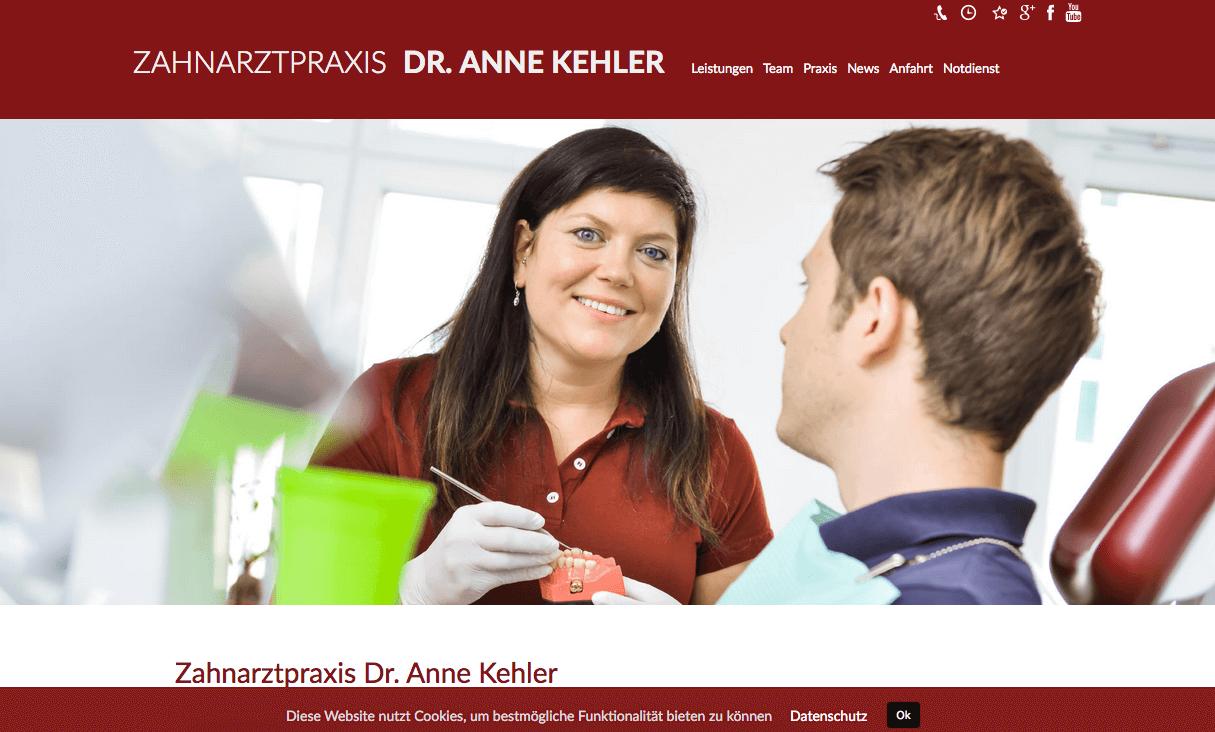 Zahnarztpraxis Dr. Anne Kehler