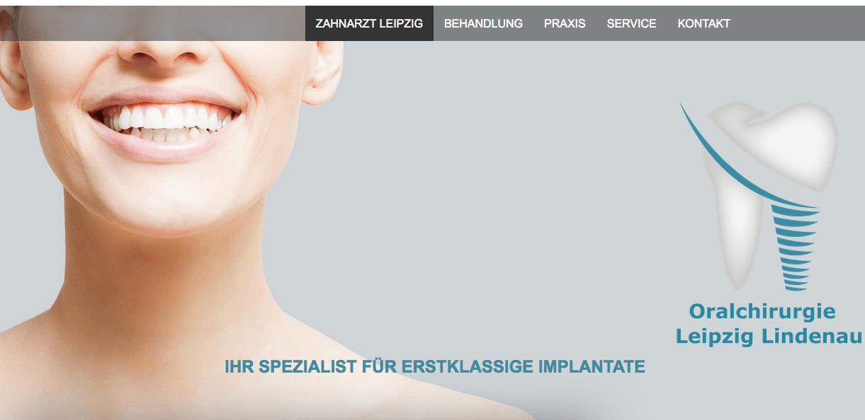 Oralchirurgie Leipzig Lindenau - Zahnarztpraxis Dr. Krafft