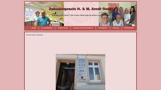 Zahnarztpraxis Holger und Marion Arndt