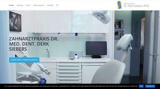 Zahnarztpraxis Dr. Derk Siebers