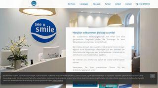 see u smile Zahnarzt-Zentrum Oldenburg