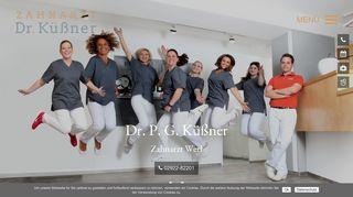 Zahnarztpraxis Dr. Pierre G. Küßner
