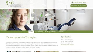 Zahnarztpraxis Im Torbogen