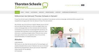 Zahnarztpraxis Thorsten Scheele